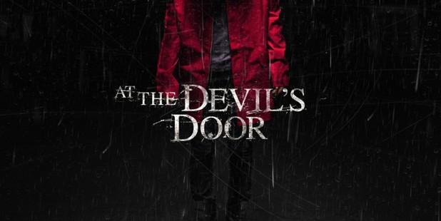 Póster de At The Devil's Door