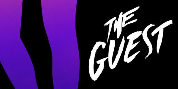 Teaser póster de The Guest