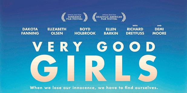 Póster de Very Good Girls