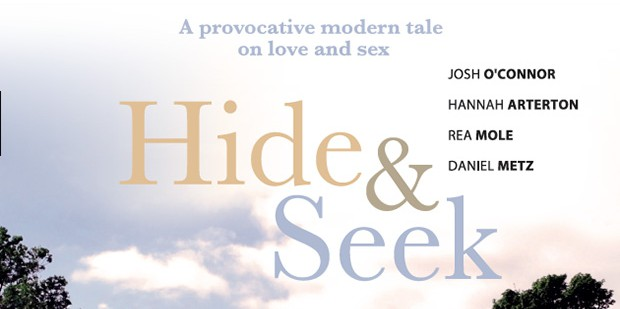 Póster de Hide and Seek