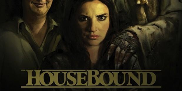 Póster de Housebound