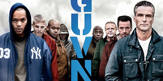 Póster de The Guvnors