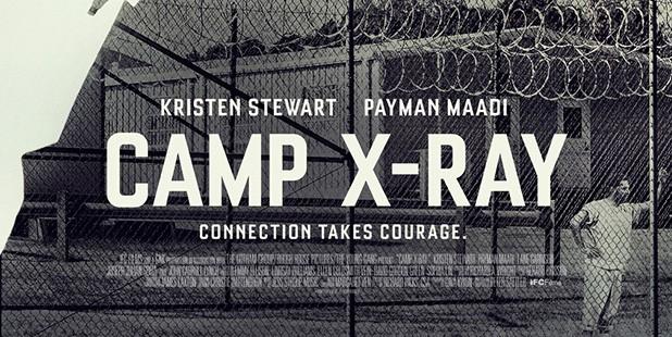 Póster de Camp X-Ray