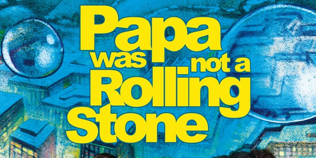 Póster de Papa was not a Rolling Stone