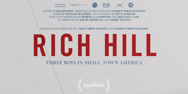 Póster de Rich Hill