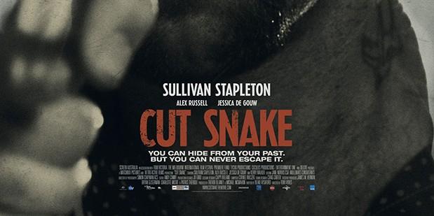 Póster de Cut Snake