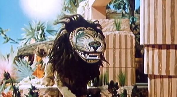 El león y la canción