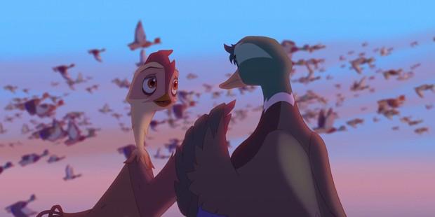 Lifi, una gallina tocada del ala
