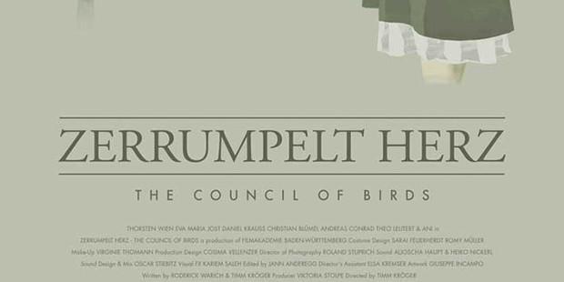 Póster de The Council of Birds