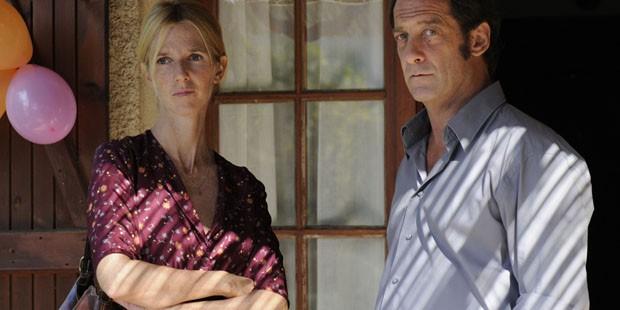 Vincent Lindon y Sandrine Kiberlain