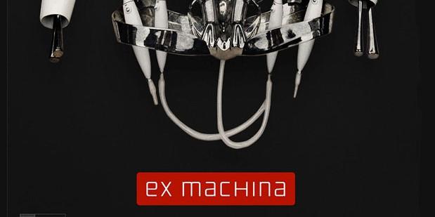 Teaser póster de Ex Machina