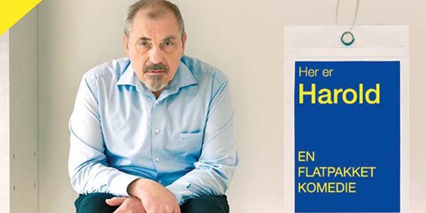 Teaser póster de Her er Harold