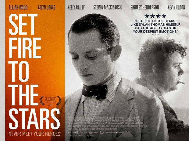 Set Fire to the Stars-poster