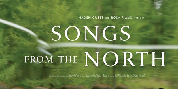 Póster de Songs From the North