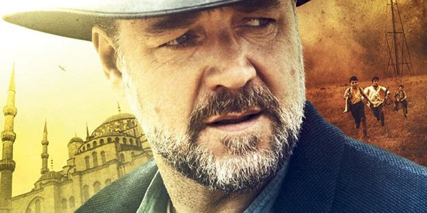 Póster de The Water Diviner