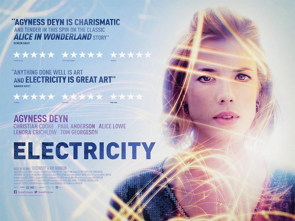 Póster de Electricity