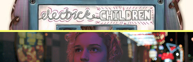 Electrick Children-estreno