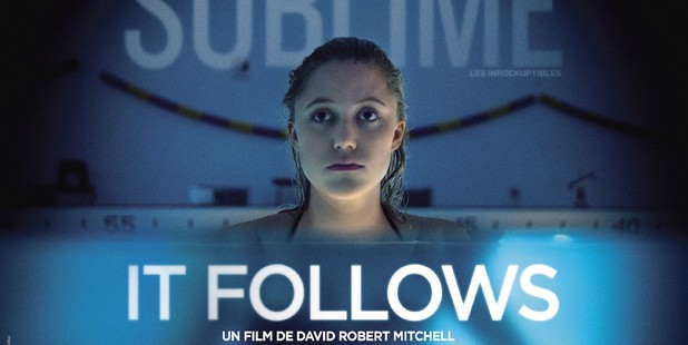 Póster francés de It Follows