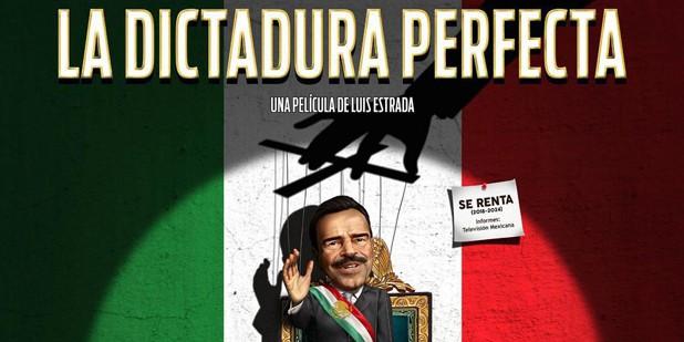Póster de La dictadura perfecta