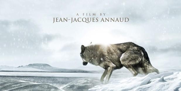 Teaser póster de Wolf Totem