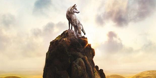 Póster de Wolf Totem