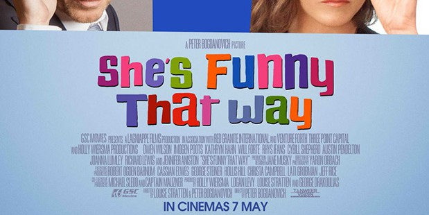 Póster de She's Funny that Way