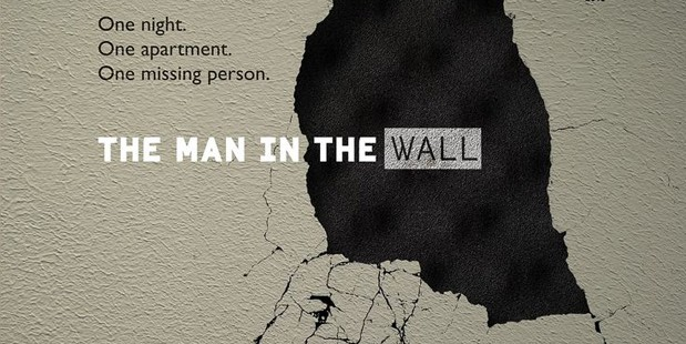 Póster de The Man in the Wall