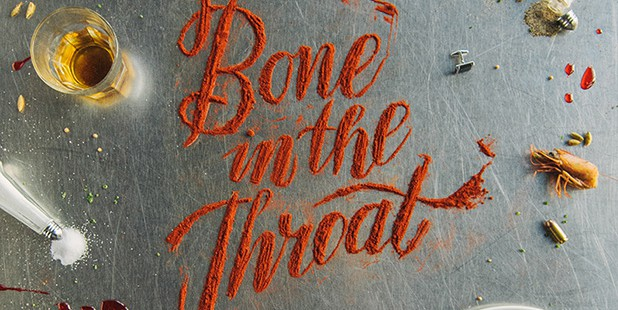 Teaser póster de Bone In The Throat