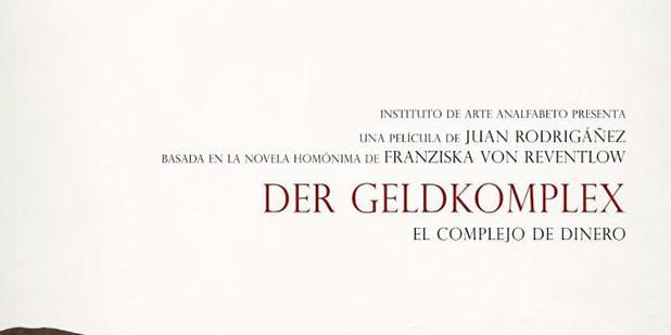 Póster de Der Geldkomplex (El complejo del dinero)