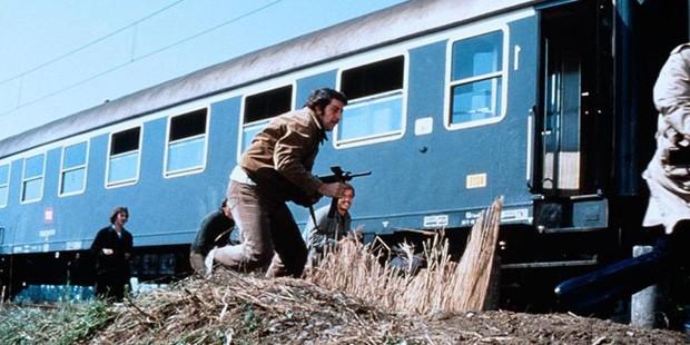 El tren de los espías