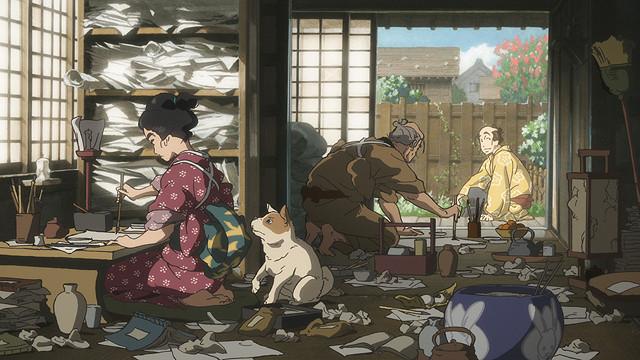Miss Hokusai 6