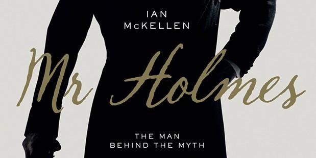 Teaser póster de Mr. Holmes