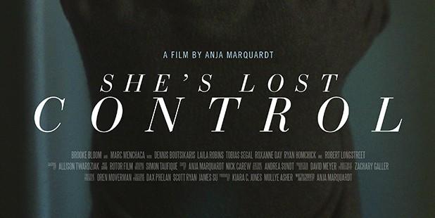 Póster de She's Lost Control