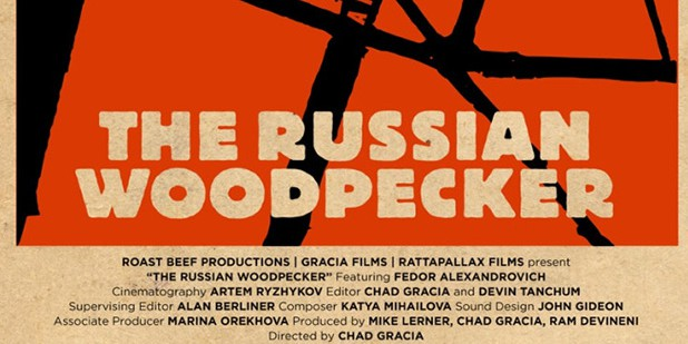 Póster de The Russian Woodpecker