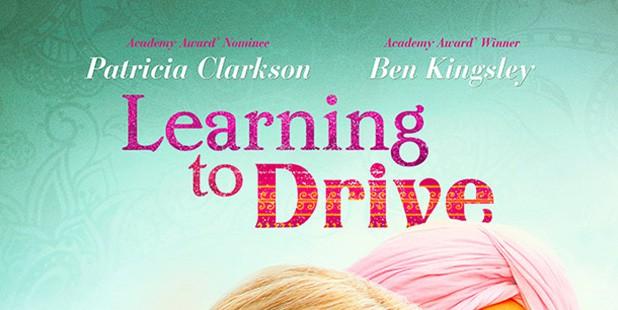 Póster de Aprendiendo a conducir (Learning to Drive)