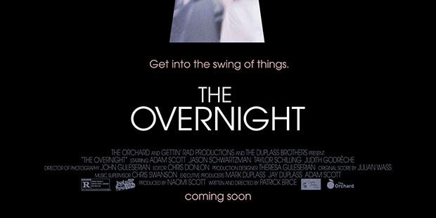 Póster de The Overnight