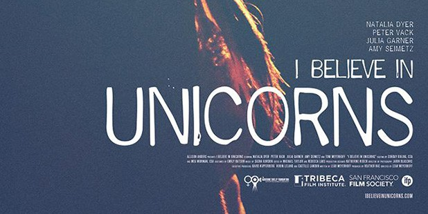 Póster de I Believe in Unicorns