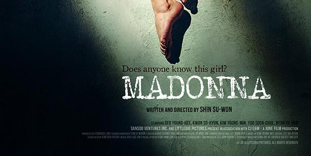 Póster de Madonna