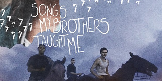 Póster de Songs My Brothers Taught Me