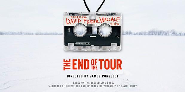 Póster de The End Of The Tour