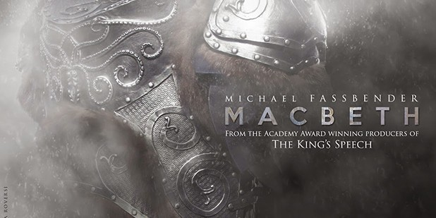 Teaser póster de Macbeth