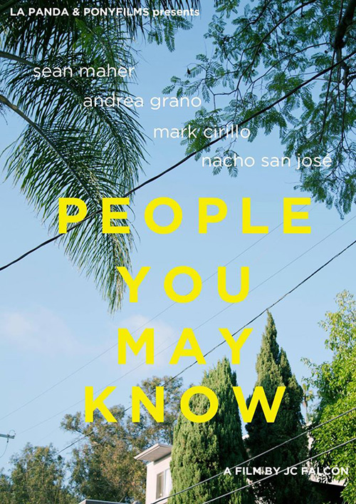 People you may know-poster