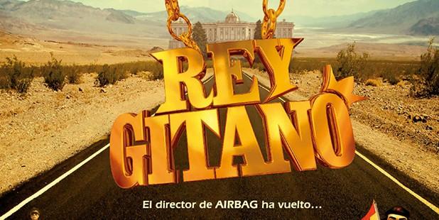Teaser póster de Rey Gitano