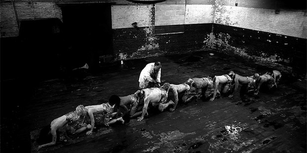 The human centipede-2