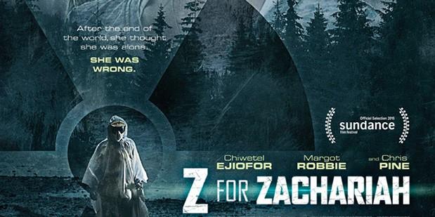 Póster de Z for Zachariah