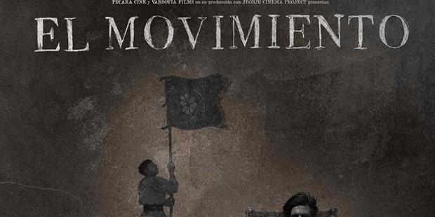 El movimiento-poster