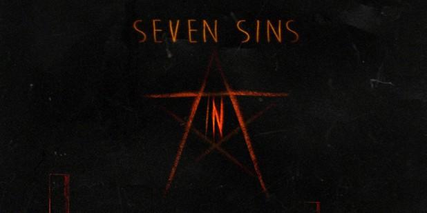 Teaser póster de Seven Sins