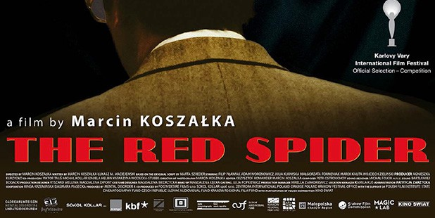 Póster de The Red Spider