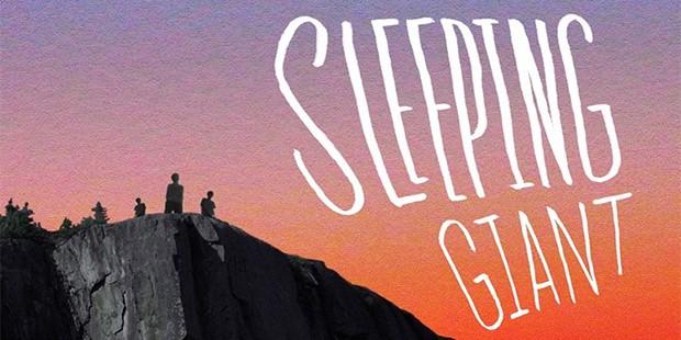Sleeping Giant-poster