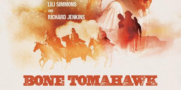 Póster de Bone Tomahawk